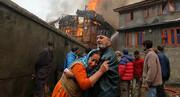 مرگ ۱۵ بیمار کرونایی در آتشسوزی بیمارستانی در هند