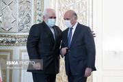 تکذیب دیدار ظریف با مسئولان آمریکایی در بغداد