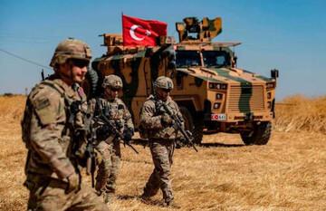 ترکیه به دنبال احداث پایگاه نظامی در شمال عراق