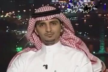 پیام مجری تلویزیون دولتی عربستان به ایرانیان به زبان فارسی / فیلم