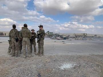خروج یگانهای جنگی آمریکا از عراق