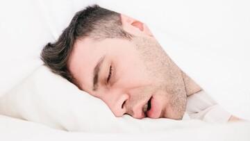 درمان سریع خروپفهای شبانه با روشهای خانگی