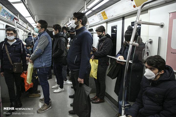 متروی تهران در این ساعات رایگان شد