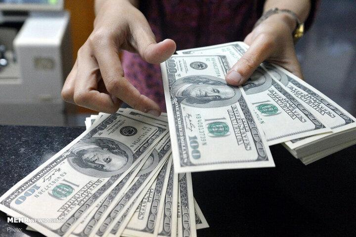 دلار در آستانه ورود به کانال پایینتر / قیمت دلار و یورو ۱۱ اردیبهشت ۱۴۰۰