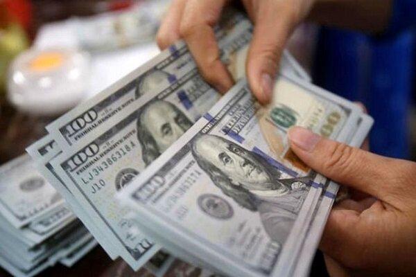 ریزش قیمت دلار به کانال ۲۲ هزار تومان