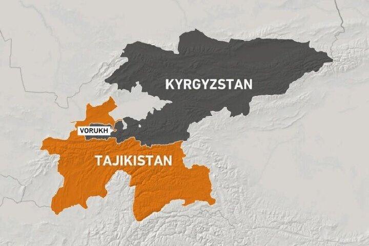 ۳۱ کشته بر اثر درگیری مرزی میان قرقیزستان و تاجیکستان