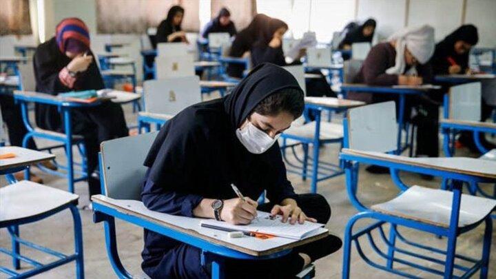 زمان دقیق آغاز امتحانات حضوری دانش آموزان در سال ۱۴۰۰ اعلام شد