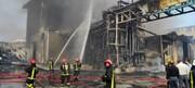 آمار مصدومان آتش سوزی شهرک شکوهیه قم اعلام شد