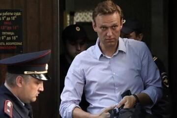 وکیل ناوالنی در مسکو دستگیر شد