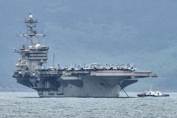 ناوگروه چینی در دریای چین جنوبی رزمایش برگزار کرد