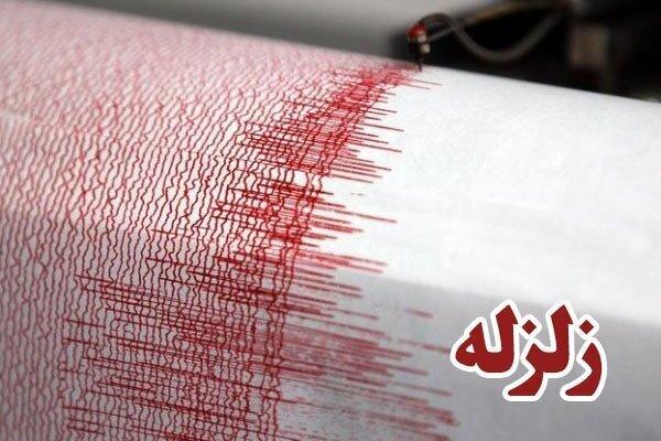 وقوع زلزله در علی آبادکتول