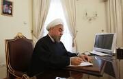 روحانی درگذشت نژاد حسینیان را تسلیت گفت