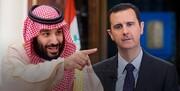 دیدار هیأت سعودی با بشار اسد