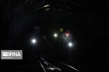 آخرین اخبار از جستوجوی ٢ کارگر محبوس شده در معدن دامغان