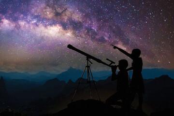 انواع تلسکوپ و کاربرد هر کدام