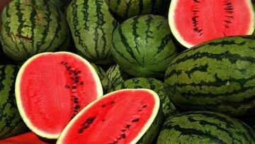 چگونه یک هندوانه شیرین و قرمز انتخاب کنیم؟