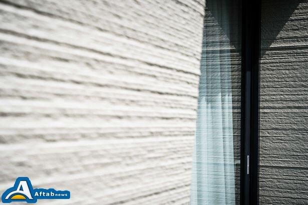 خانهای که با چاپ سه بعدی در اروپا ساخته شد / تصاویر