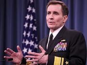 نگرانیمان درباره اقدامات دریایی ایران را از طریق کانالهای دیپلماتیک خود به تهران منتقل کردهایم