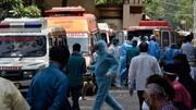 آمار وحشتناک کرونا در هند؛ آمار مبتلایان از ۲۰ میلیون نفر گذشت