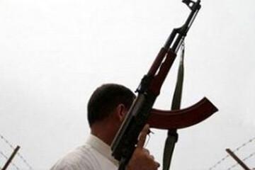 تیراندازی وحشت آور در مراسم عزاداری یکی از شیوخ استان خوزستان / فیلم