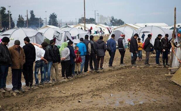جو بایدن سقف پذیرش پناهجویان را افزایش داد