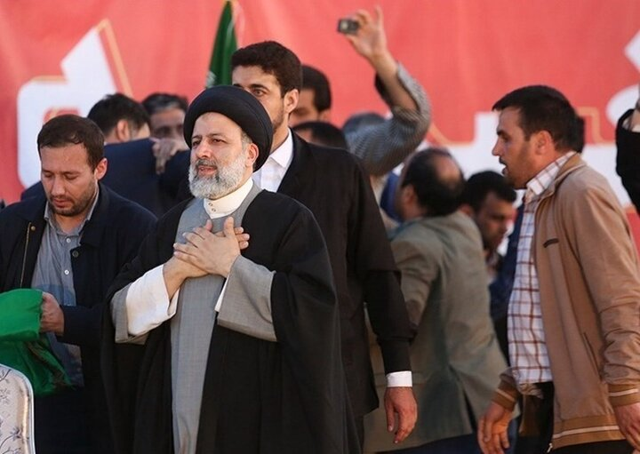 حضور ابراهیم رئیسی انتخابات را دوقطبی میکند؟