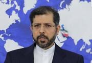 سخنگوی وزارت خارجه: پیگیر موضوع حادثه سقوط دیپلمات سوئیسی هستیم