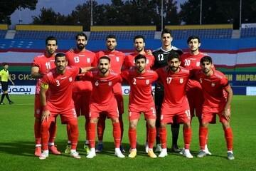 اعلام ساعت بازیهای تیم ملی فوتبال ایران در انتخابی جام جهانی