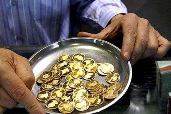 ریزش نرخ سکه در بازار / قیمت انواع سکه و طلا ۱۵ اردیبهشت ۱۴۰۰