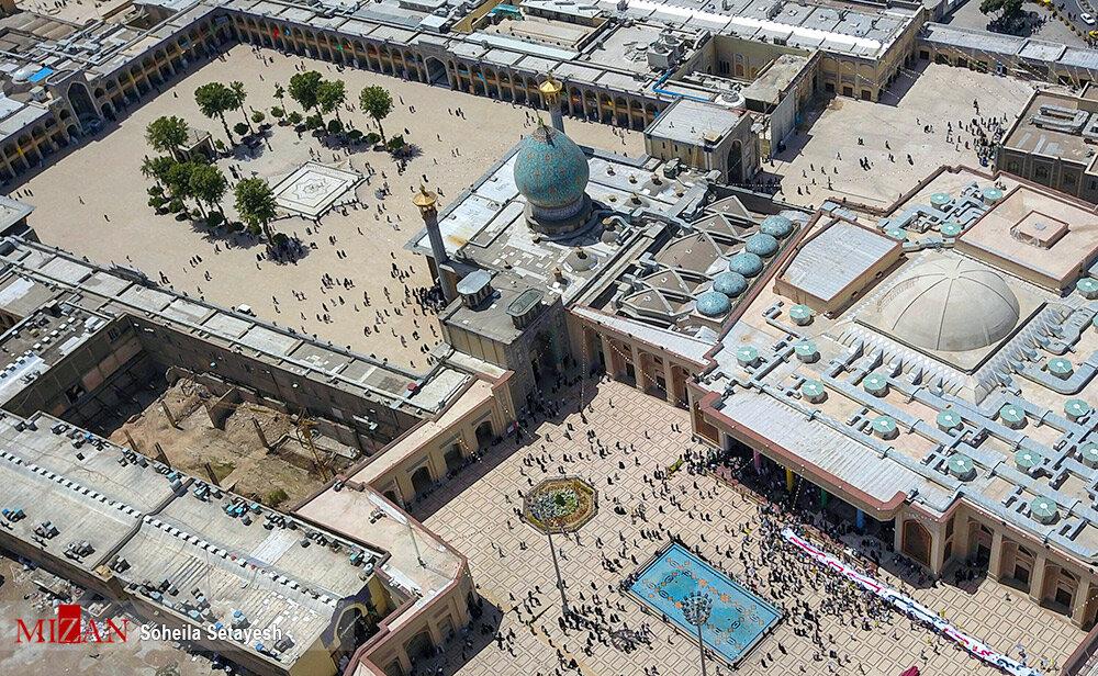 تصاویر دیدنی از شیراز در ۱۵ اردیبهشتماه به مناسبت روز شیراز