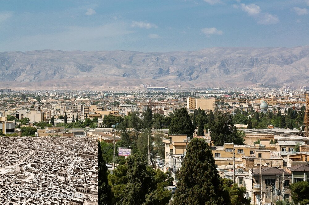 تصاویر جالب شیراز از دیروز تا به امروز