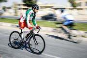 ابراز امیدواری دوچرخهسوار ایرانی برای حضور در پارالمپیک توکیو