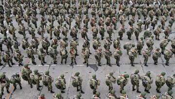 آمریکا مدعی حضور ۸۰ هزار نظامی روسی در مرز اوکراین شد