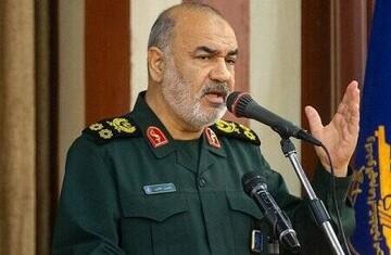 واکنش فرمانده کل سپاه به کاندیداتوری نظامیان / فیلم