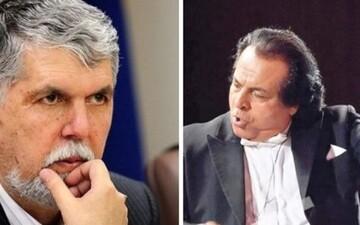 درخواست علی رهبری از وزیر ارشاد برای تغییر سرود ملی