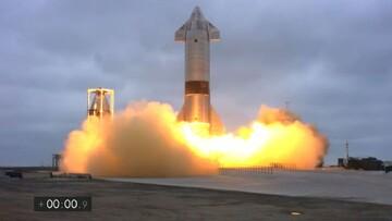 خبری خوب درباره فضاپیمایی که قرار است انسان را به مریخ ببرد