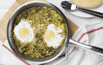 باقلا قاتق، غذای خوشمزه و سنتی گیلان + طرز تهیه