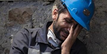 پایان جستجوها برای معدنچیان طزره دامغان / جسد ۲ معدن کار پیدا شد