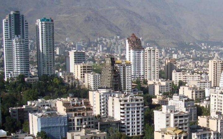 قیمت خانههای ۵ تا ۱۰ ساله در تهران / جدول