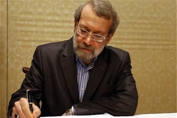 مجمع متخصصین ایران از لاریجانی برای حضور در انتخابات ۱۴۰۰ دعوت کرد