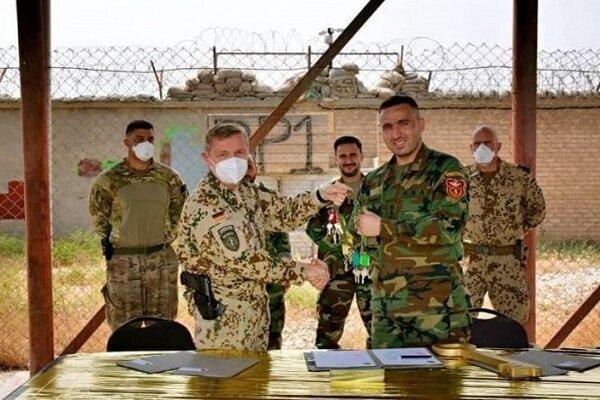ناتو یک پایگاه نظامی دیگر را به ارتش افغانستان تحویل داد