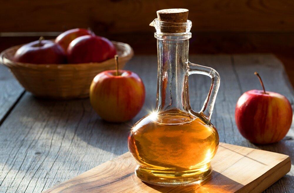 خواص بی نظیر سرکه سیب برای سلامت بدن