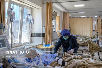 روزانه ۱۴۰۰ نفر در تهران بستری میشوند / پیک کرونا در تهران تا یک ماه دیگر ادامه دارد