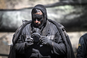 کشف پیکر دومین کارگر معدن در سمنان پس از ۷ روز