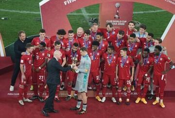 بهترین تیم فوتبال در سال ۲۰۲۱ انتخاب شد