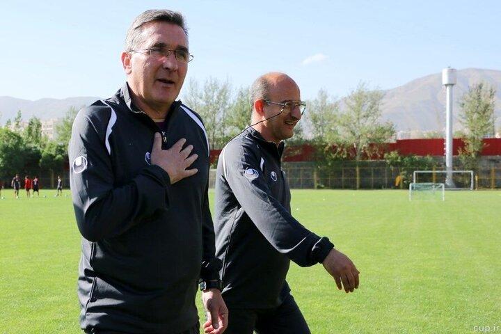 مذاکره فدراسیون فوتبال با برانکو صحت دارد؟