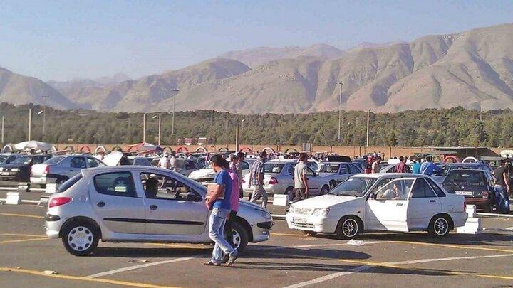 کاهش ۳ تا ۵ میلیون تومانی قیمت خودرو / بازار به شدت راکد است