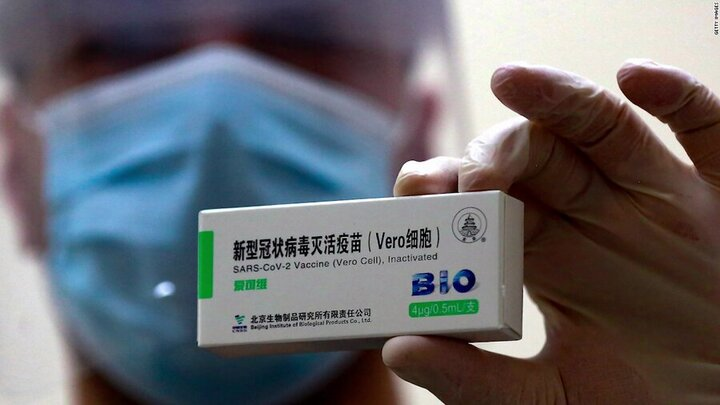 تایید واکسن کرونای سینوفارم چین توسط سازمان جهانی بهداشت