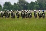 فرود ۸۰۰ چترباز نظامی آمریکا در نزدیکی مرزهای روسیه