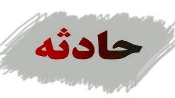 حادثه دلخراش در البرز / کارگر ۱۹ ساله جان باخت